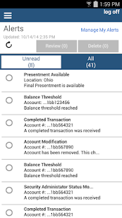 J.P. Morgan ACCESS Mobile- screenshot thumbnail