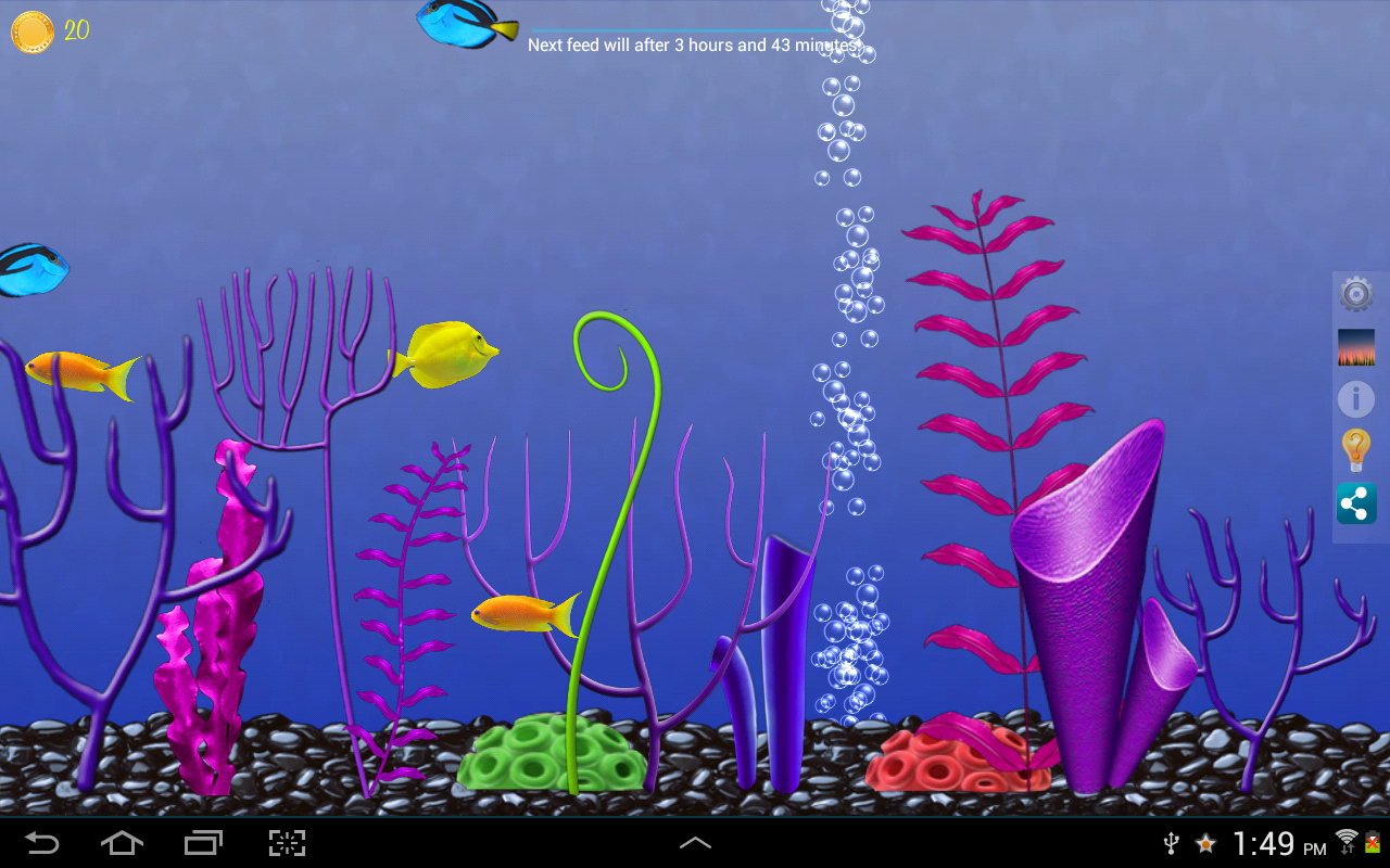 Fish tycoon no time limit for Feed and grow fish free no download