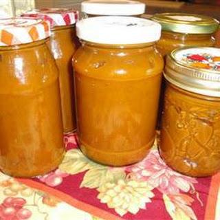 Pumpkin Jam.