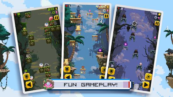 Mega Drop : Epic Jump Rush - screenshot thumbnail
