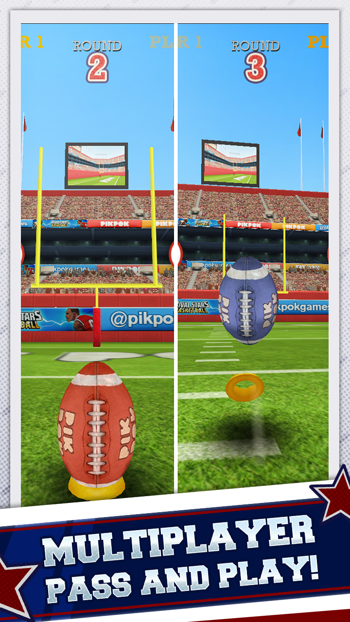 Flick Kick Field Goal screenshot #3