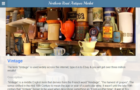 Northcote Antiques screenshot 6