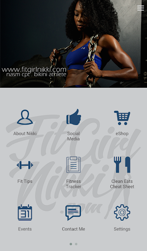 Get Fit With Fit Girl Nikki