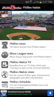 Phillies Nation - screenshot thumbnail