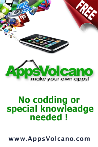 AppsVolcano Previewer