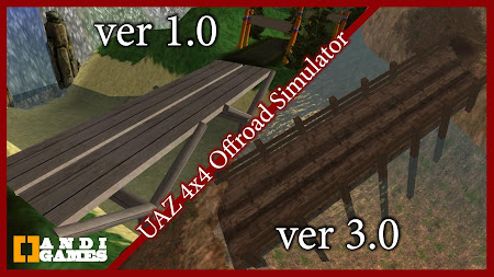 UAZ 4x4 Offroad Simulator 2 HD 3.1 screenshot 664722
