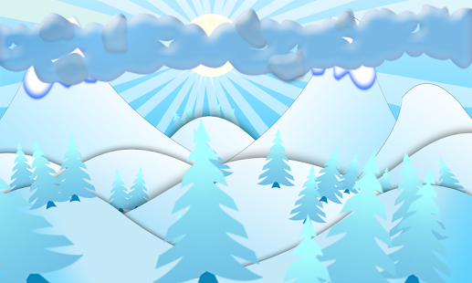 winter idyll - screenshot thumbnail