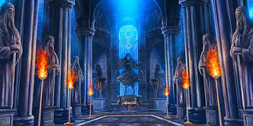 Temple Fantasy Run