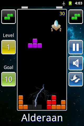 Antigravity Blocks - screenshot