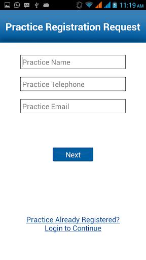 Patient Intake Form PIF
