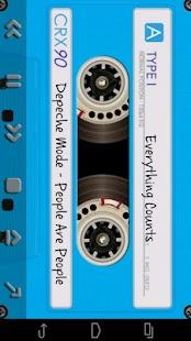 Delitape - Deluxe Cassette- screenshot thumbnail
