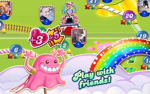 キャンディークラッシュ - screenshot thumbnail