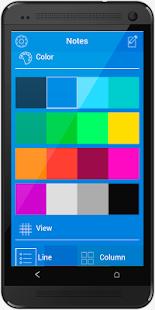 玩生產應用App|Colored Notes - notebook免費|APP試玩
