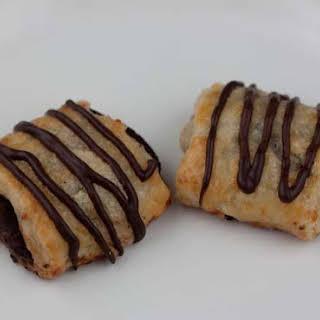 Mini Croissant Cookies.