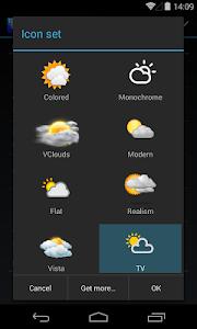 Chronus: TV Weather Icons v1.1