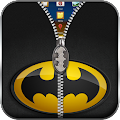 Batman Zipper Lock Screen APK for Bluestacks