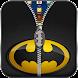 バットマンジッパーロック画面