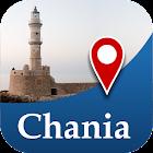 Chania Tour Guide icon