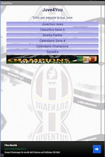 Bianconeri- screenshot thumbnail