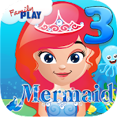 Mermaid Princess Grade 3 Games