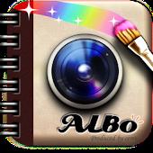 ALBO 稼げるデコカメラ