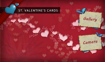 Screenshot of Valentine's Day Cards