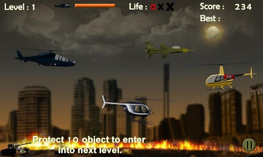 Army Air Defence HD - screenshot thumbnail