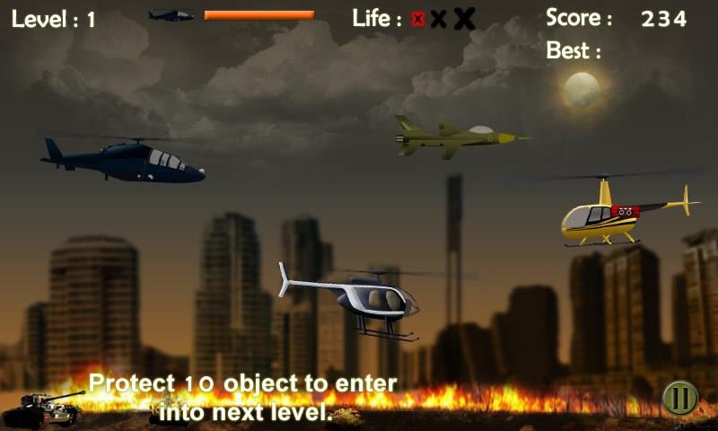 Army Air Defence HD- screenshot