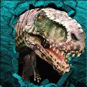 Dinosaur Shooter Jurassic Park icon