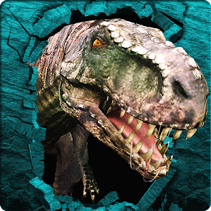 Dinosaur Hunter Jurassic T-Rex for PC and MAC