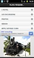 Screenshot of Playa Pesquero, Cuba