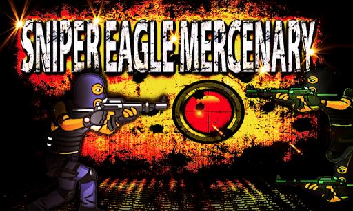SNIPER EAGLE MERCENARY