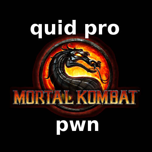 Mortal Kombat 2011 QuidProPwn