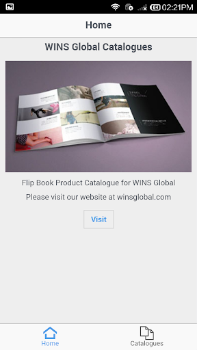 WINS Global Catalogues
