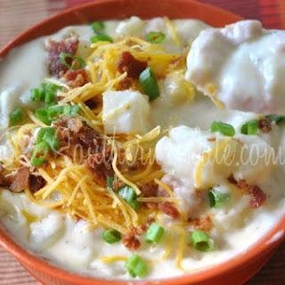 My Favorite Potato Soup.