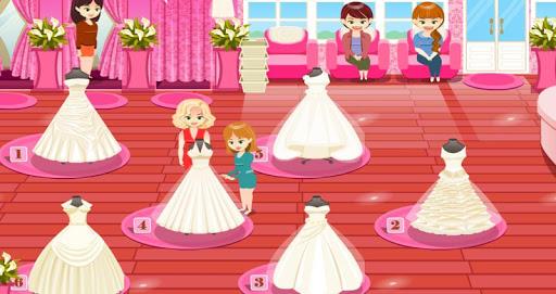 Toko pengantin gaun Pernikahan 0.10.6 screenshots 13