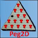 Peg2D logo