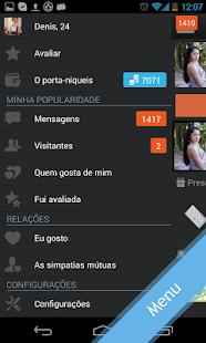 Flirchi - Namoro e Bate-papo - screenshot thumbnail