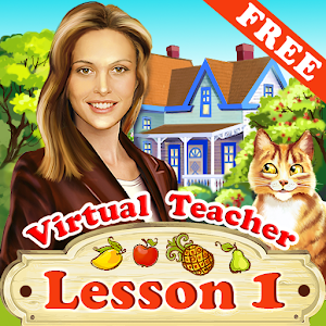 Learning game for children p.1 for PC and MAC