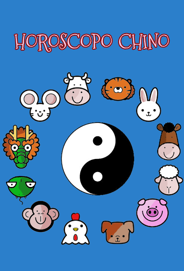 CHINESE ZODIAC HOROSCOPE FREE - screenshot