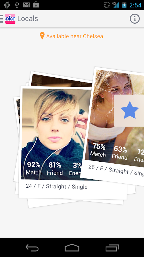 Okcupid dating website usa