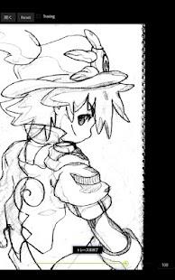 TracingPad- screenshot thumbnail