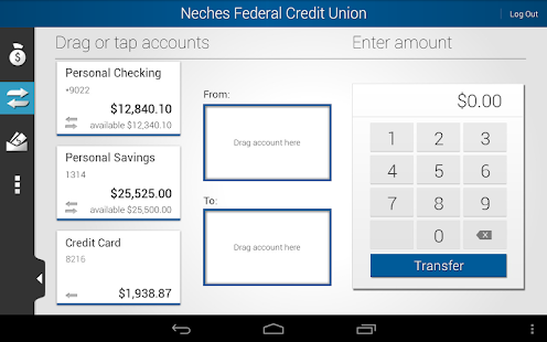 Neches FCU - screenshot thumbnail