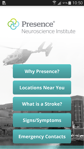 Presence Health: Stroke Aware