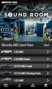 AMG Soundroom - screenshot thumbnail