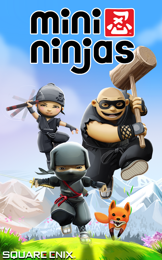 Mini Ninjas ™ - screenshot