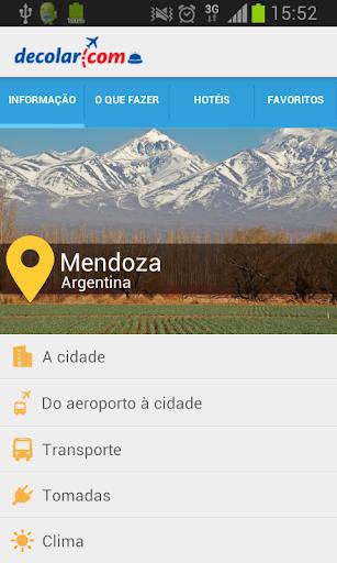 Mendoza: Guia turístico