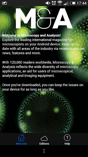 Microscopy Analysis
