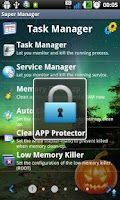 Screenshot of Super Manager 3.0
