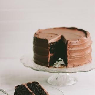 The Chocolate Cake.